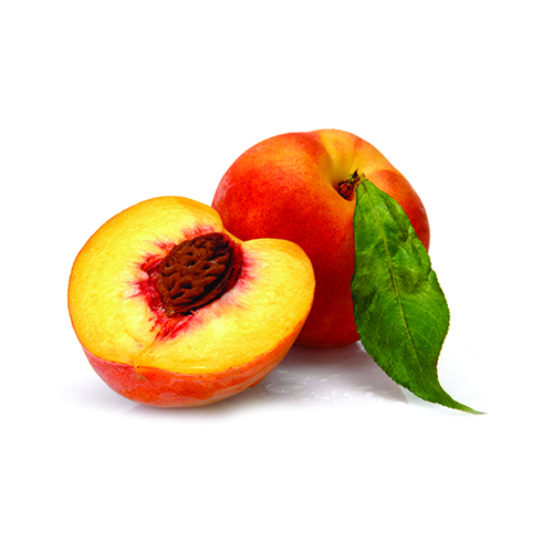 Peach Fruit Topping