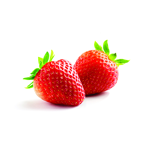 Strawberry Fruit Topping